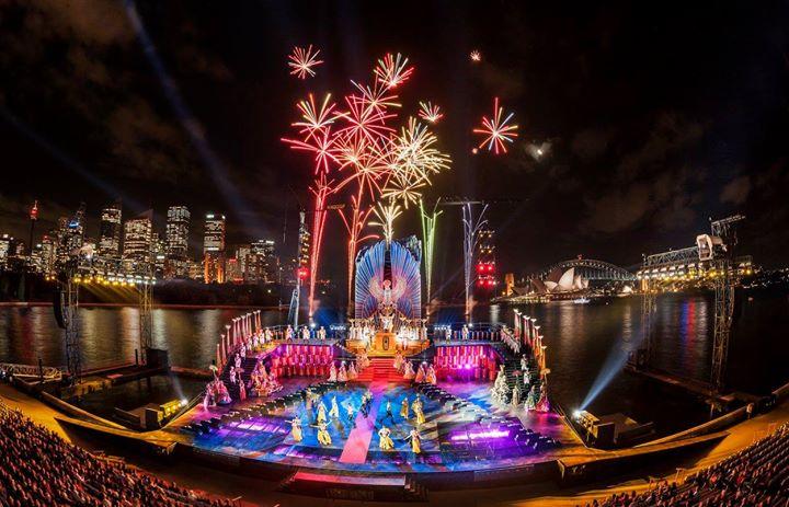Sydney_Handa Opera La Boheme on Sydney Harbour
