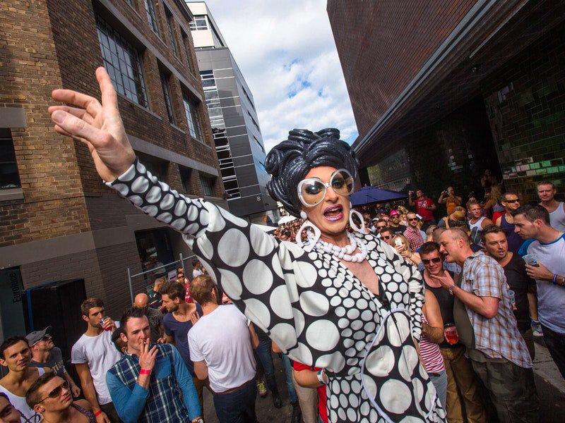 Sydney_Sydney Gay and Lesbian Mardi Gras